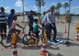 Escolinha de Trânsito Campo Maior/Piauí