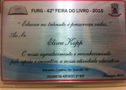 42º Feira do Livro da FURG